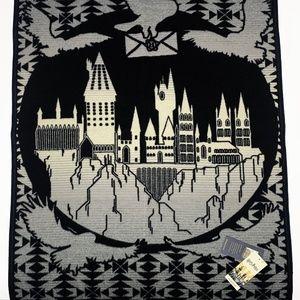 Pendleton Harry Potter Hogwarts WOOL THROW BLANKET
